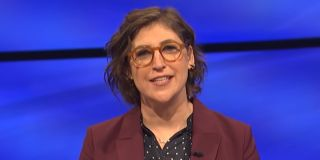 mayim bialik closing out jeopardy episode as guest host