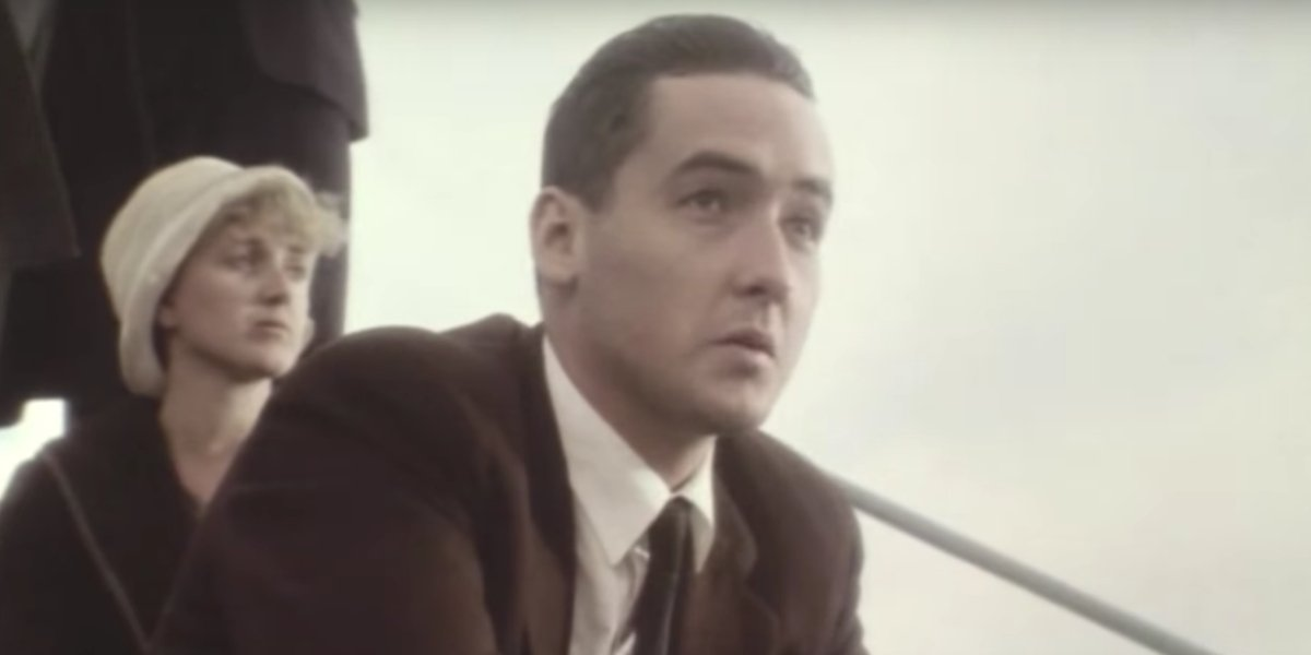 John Cusack in Eight Men Out
