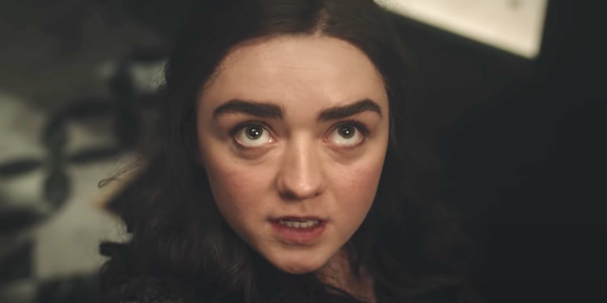 When Game Of Thrones Vet Maisie Williams' Follow-Up TV Show Will Be Available To Stream In U.S.