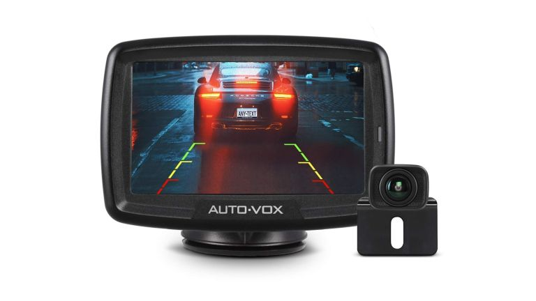 Auto-vox CS-2 is the best reversing camera kit you can buy