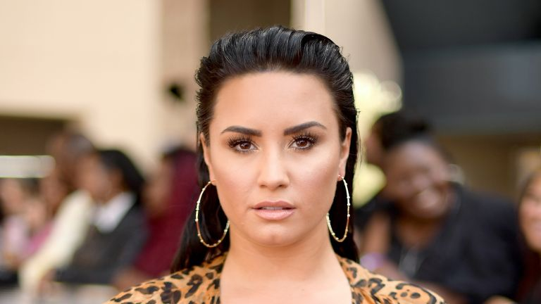 Recording artist Demi Lovato attends the 2018 Billboard Music Awards at MGM Grand Garden Arena on May 20, 2018 in Las Vegas, Nevada