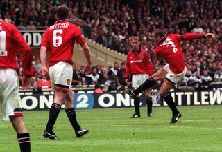 FA Cup 15 (Cantona scores)