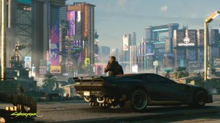 Xbox Series X will feature Cyberpunk 2077