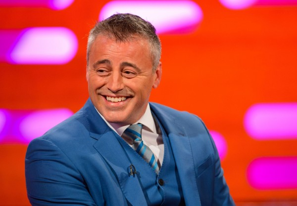 File photo of Matt LeBlanc