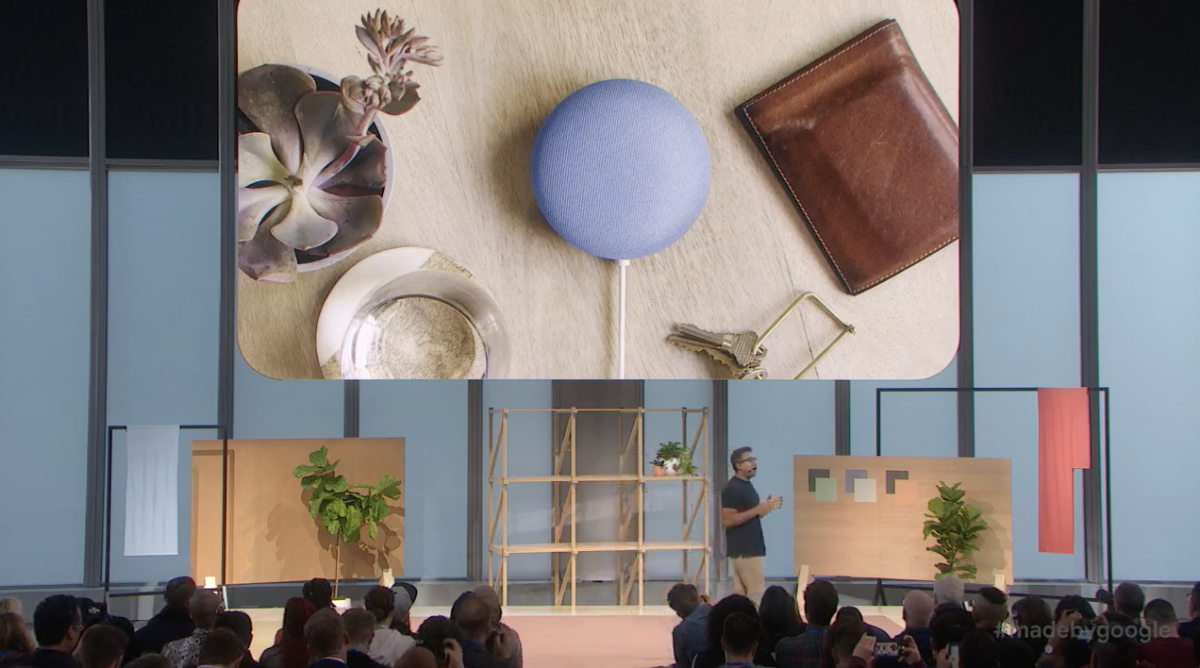 Google Unveils $49 Nest Mini with Better Sound, Dedicated Machine Learning Chip