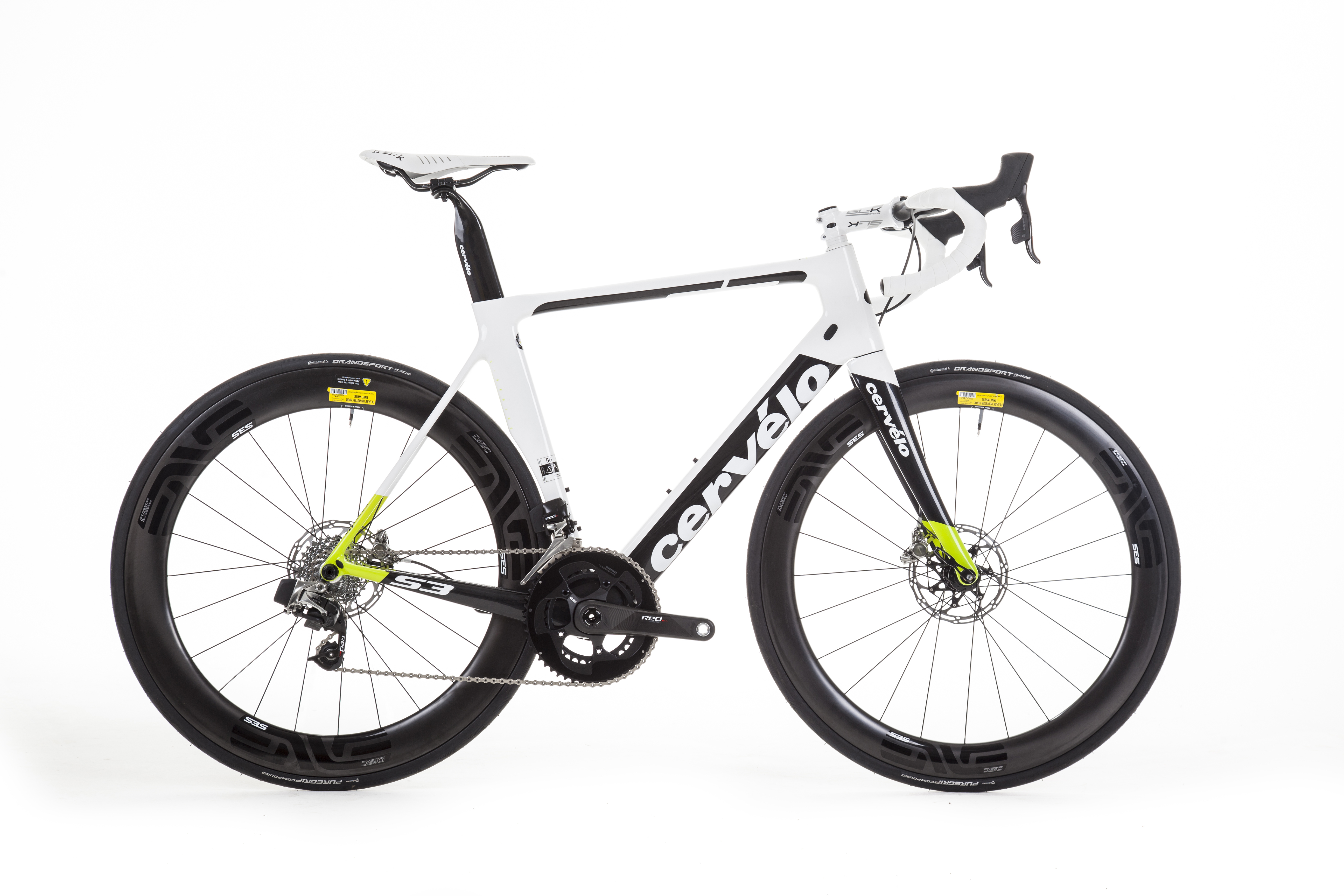 7d4ba5fa6eb Cervelo S3 Disc review - Cycling Weekly