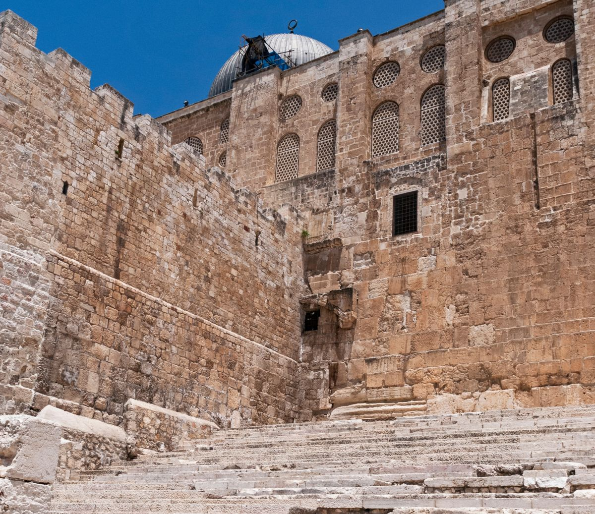 Archaeologists Identify 'Lost' Jerusalem Street Built by Pontius Pilate — the Man Who Condemned Jesus to Death