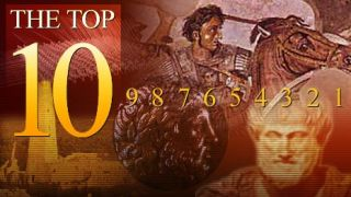 Top 10 Reasons Alexander the Great Was, Well ... Great!