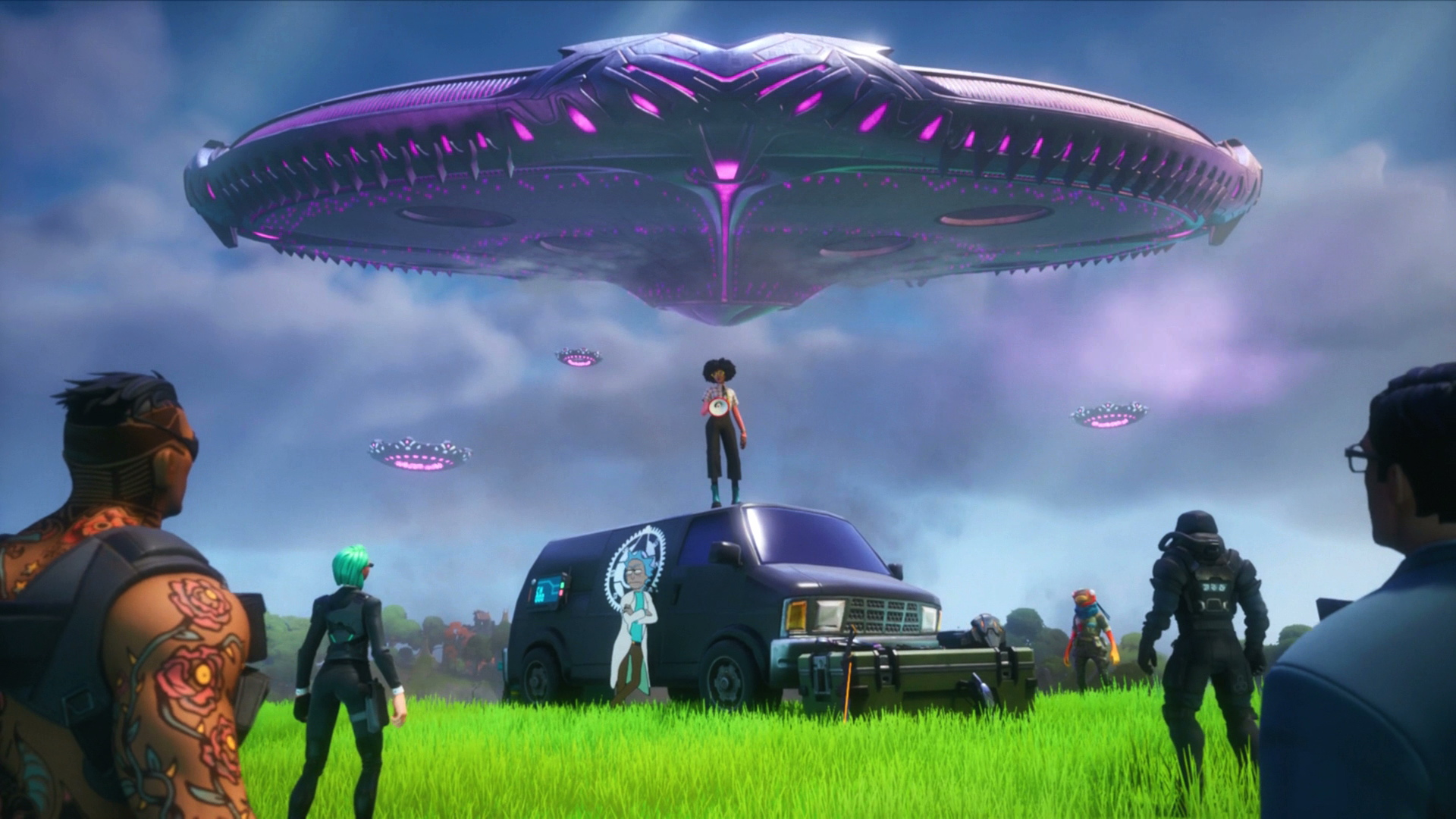 When Does Fortnite Come Out Fortnite Season 7 Biggest Changes What S New And Different With The Fortnite Invasion Gamesradar