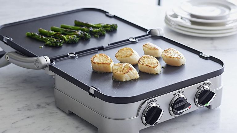 best electric grill: Cuisinart Griddle & Grill