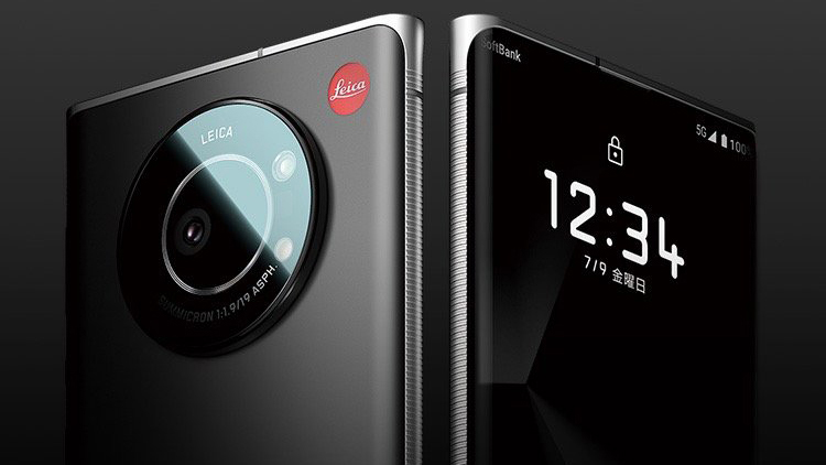 The Leica phone is real, but it's a rebadged clone with a ridiculous lens cap