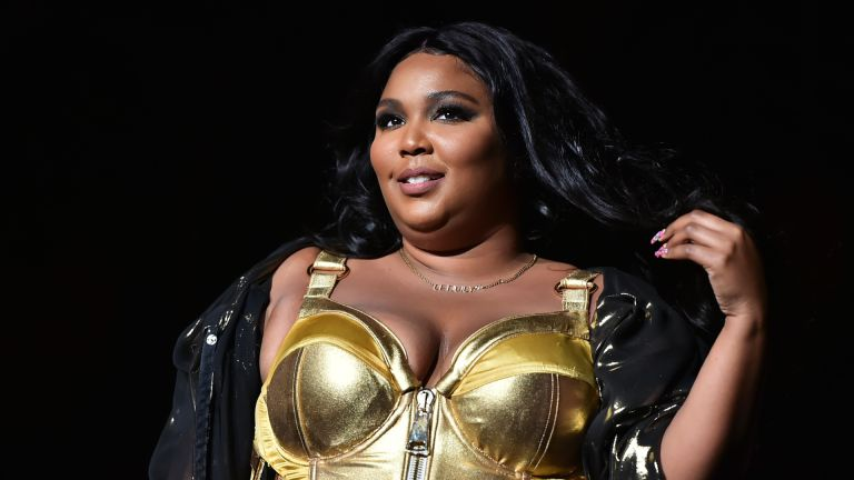 Lizzo performs at Radio City Music Hall on September 24, 2019
