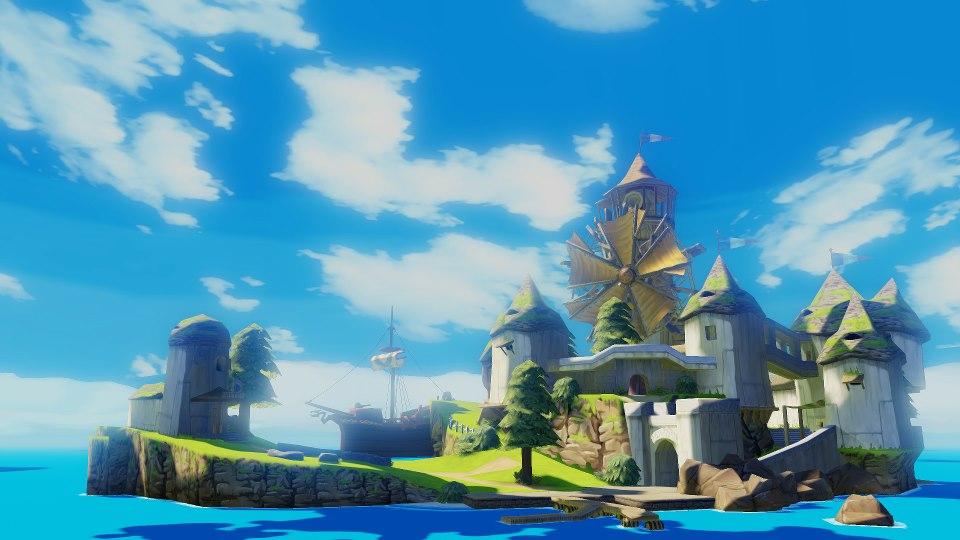 Legend Of Zelda: Wind Waker HD Coming To Wii U #25357