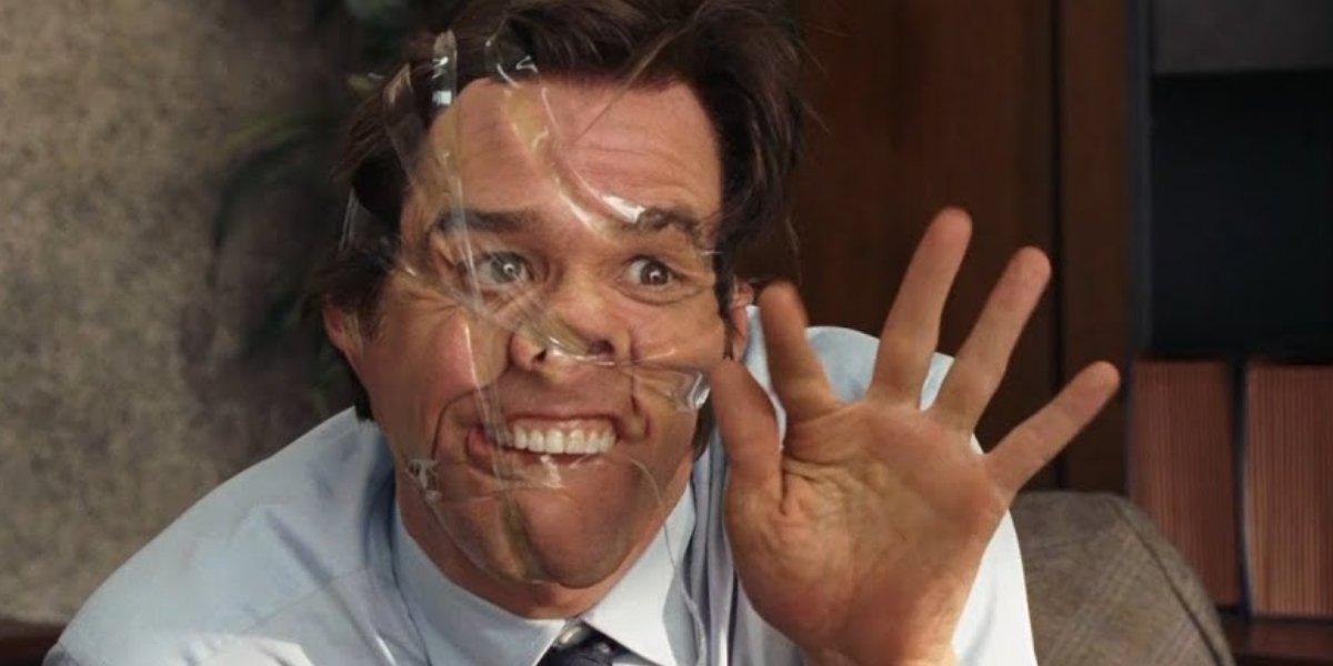 Jim Carrey in Yes Man