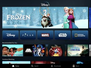 Disney+ will include 4K at no extra cost