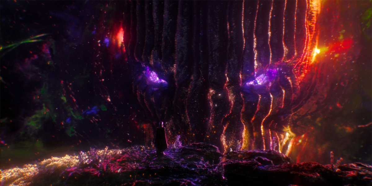 Doctor Strange Concept Art Reveals Dormammu Could Have Looked Even Creepier