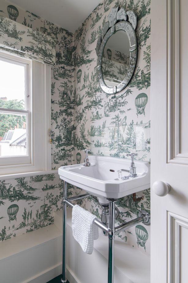 Bathroom Wallpaper Ideas To Transform Your Home