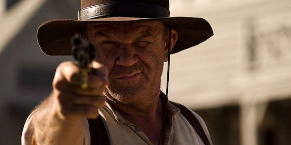 John C. Reilly in The Sisters Brothers
