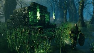Valheim swamp