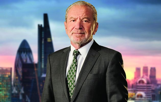 There's always one task where Lord Sugar goes all 'modern' on us