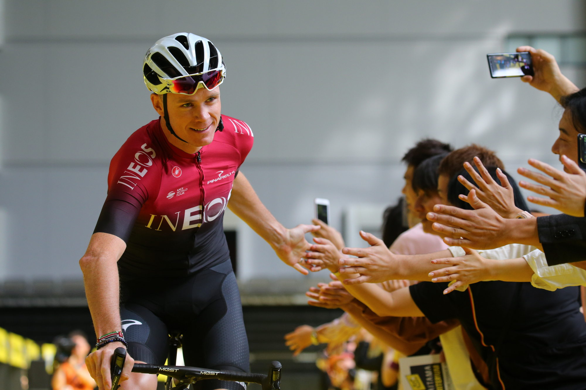 Chris Froome leaves Ineos for Israel Start-Up Nation | Cyclingnews