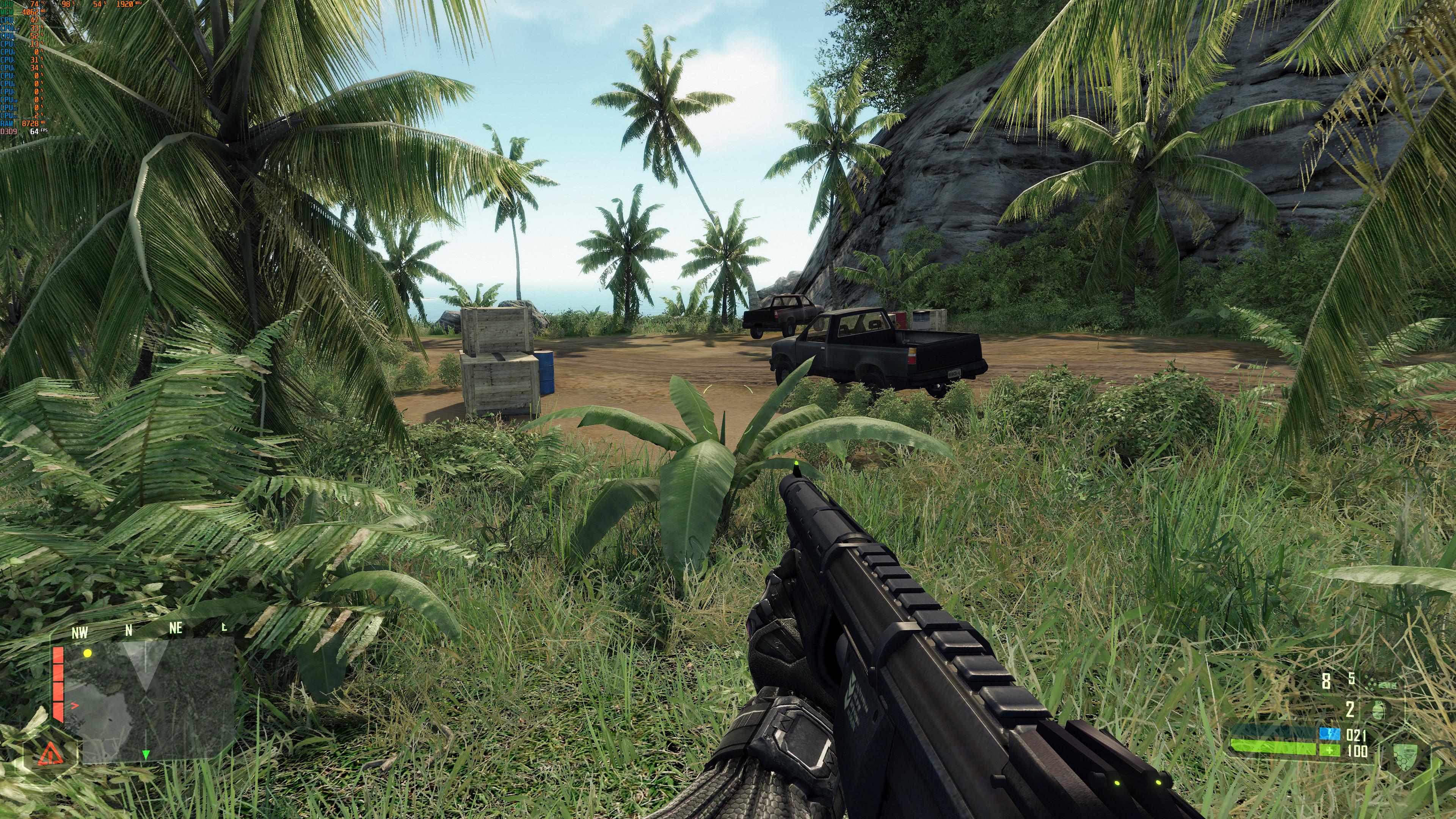 Perché Crysis Remastered è necessario, anche se l'originale sembra ancora così bene