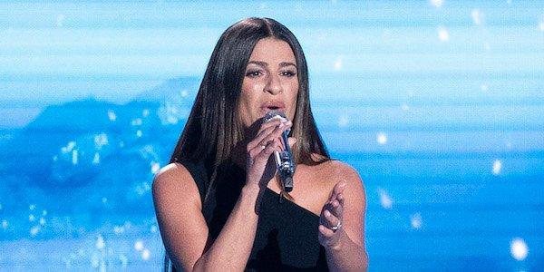 Lea Michele American Idol ABC
