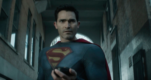 Tyler Hoechlin as Superman in 'Superman and Lois'