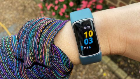 A photo of the Fitbit Charge 5