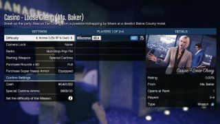 How to host Casino Missions in GTA Online and claim your