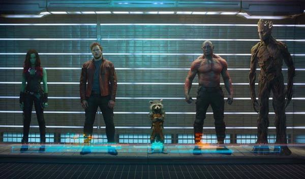 Guardians of the Galaxy First Look
