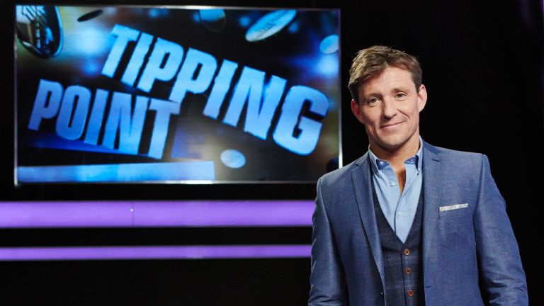 ITV's Tipping Point, Tipping Point host Ben Shephard