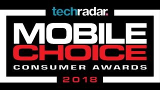 mobile choice consumer awards 2018