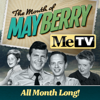 Month of Mayberry on MeTV