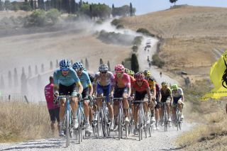 Strade Bianche 2020 14th Edition Siena Siena 184 km 01082020 Scenery photo Tommaso PelagalliBettiniPhoto2020