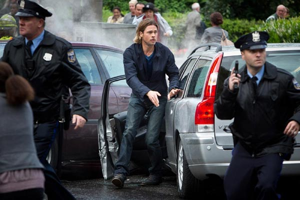 World War Z Cops