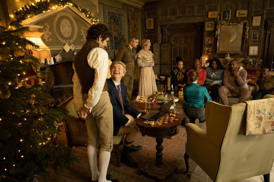 How to watch the Ghosts Christmas special online