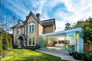 Light-filled Extension to a Victorian Home