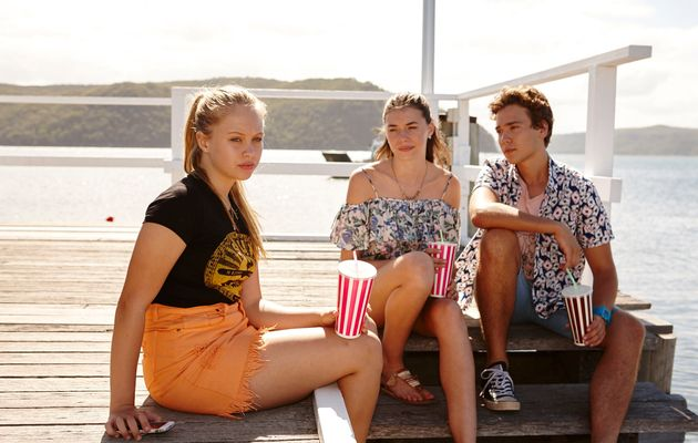 Home And Away Spoilers Can Teens Raffy Coco And Ryder
