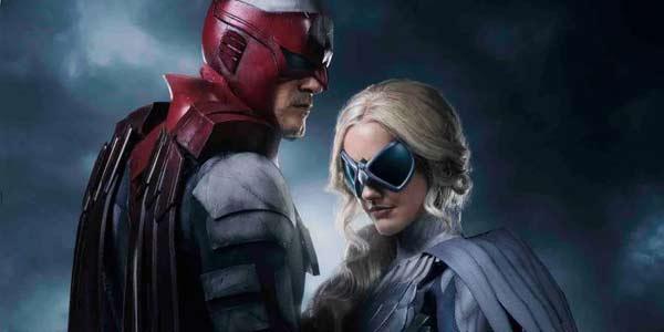 Minka Kelly's costume in Titans on DC universe