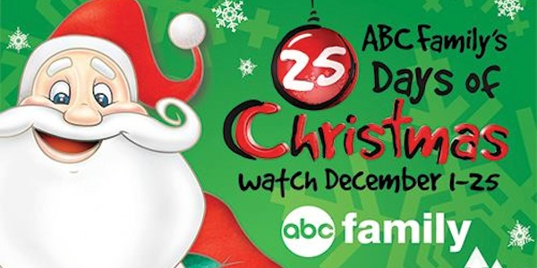 ABC Family's 25 Days Of Christmas 2013 Schedule Announced