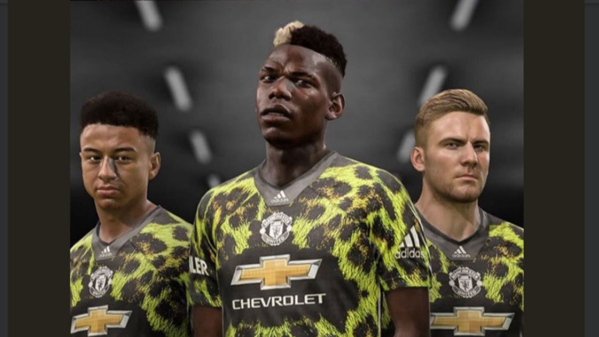 size 40 7603c 1f2b9 FIFA 19 gets exclusive 4th kits for Bayern, Real Madrid ...