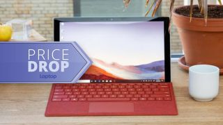 Get the Surface Pro 7 for just $699 at Microsoft!