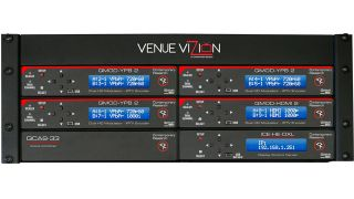Contemporary Research Debuts Venue Vizion Media Distribution System