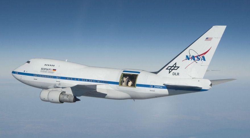 NASA to Adjust SOFIA Flying Telescope's Operations to Improve Productivity