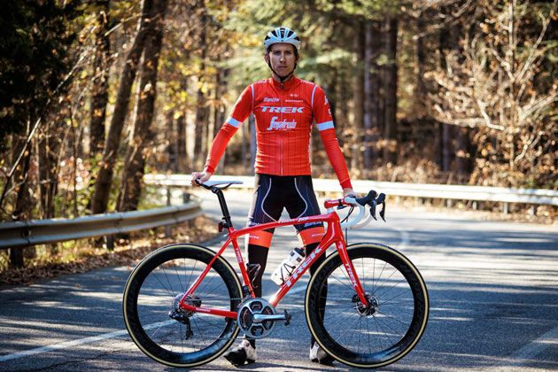 Trek-Segafredo goes red for 2018 - Cycling Weekly 58217b96e