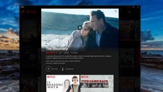 Netflix for Windows 10 finally gets offline viewing | TechRadar