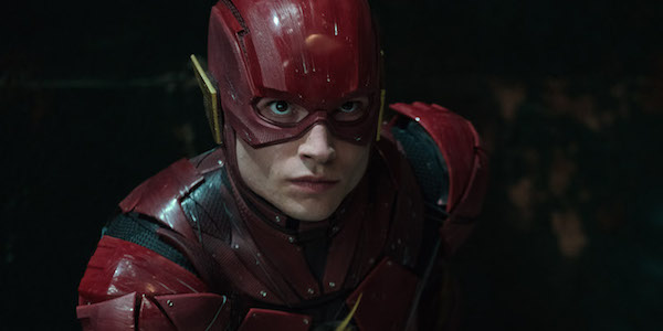 Ezra Miller is The Flash in Justice League