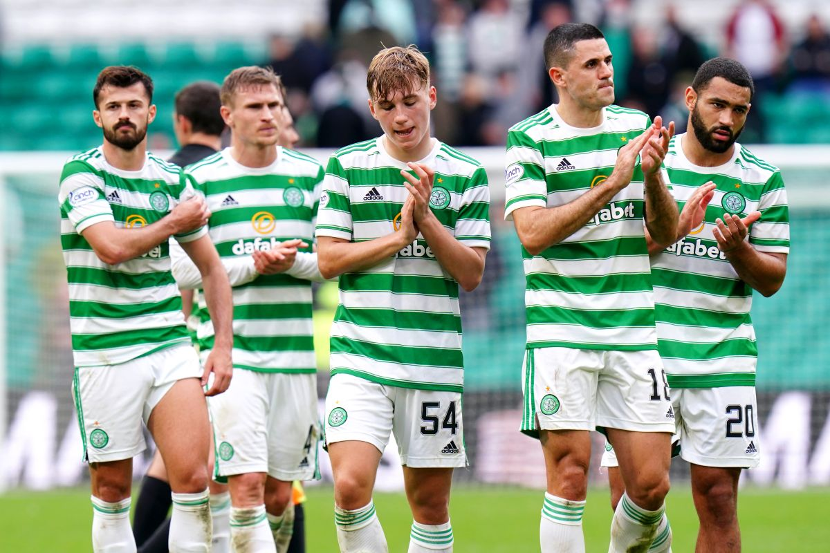 Celtic slip up again as Dundee United claim away point