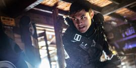Watch Henry Golding And The Snake Eyes Team Train For Fight Scenes